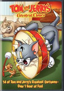 Tom Jerrys Greatest Chases   Volume Two DVD, 2009