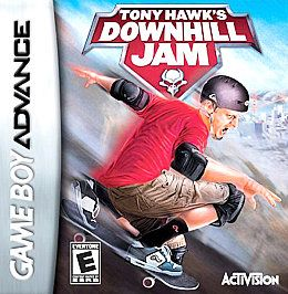 Tony Hawks Downhill Jam Nintendo Game Boy Advance, 2006