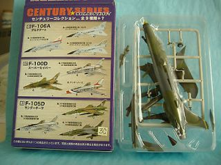 Toys 1/144 Century Jet Collection (3C) F 105D Thunderchief 466 TFW