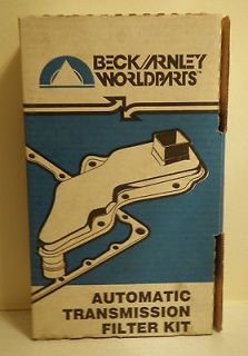 Beck/Arnley 044 0266 Automatic Transmission Filter Kit Brand New