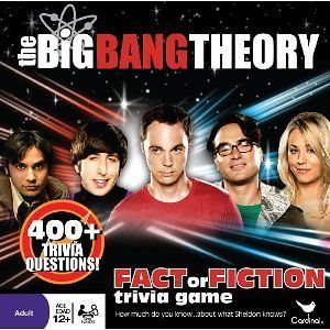 Tv classic the big bang theory howard wolowitz fruit loops for Pop quiz tv show
