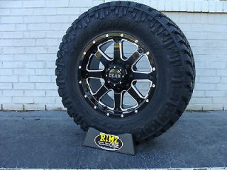 Newly listed 18 Gear Alloy 726MB Wheels 285/65R18 33 Nitto Trail