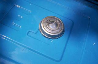 73 74 75 76 77 78 79 Dodge Van Tradesman Karry all motor home horn cap