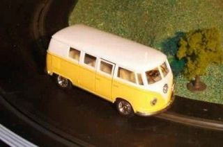 scalextric vw camper van conversion unique superb fun from united