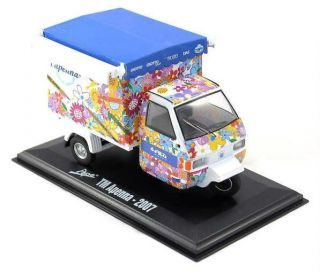 VESPA PIAGGIO APE   TM APENNA   2007   1:32 Die Cast Model   New