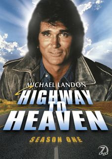 Highway to Heaven   The Complete Season 1 DVD, 2011, 7 Disc Set