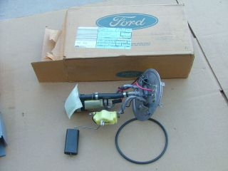 Ford Taurus, Mercury Sable fuel tank sending unit, NOS sender, gauge