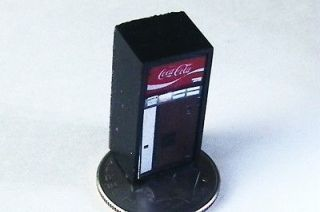HO CUSTOM VINTAGE COKE COCA COLA SODA POP VENDING MACHINE, D 1,COCA