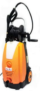 car X1083 Robotic 2500W Max 3100PSI High Pressure Washer w/ Hose Wheel