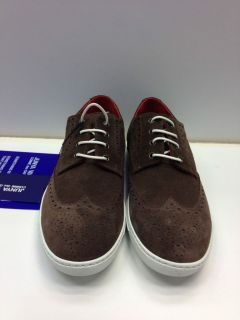 Junya Watanabe MAN x Comme Des Garcons Trickers Brogue Brown Made in