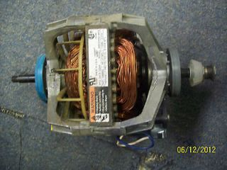 newly listed whirlpool dryer motor 3395652 time left $ 52