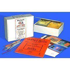 Wikki Stix Big Box Deluxe Activity Set Kids Craft Kit NEW NIB