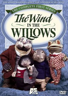 The Wind in the Willows   The Complete First Series DVD, 2005, 2 Disc