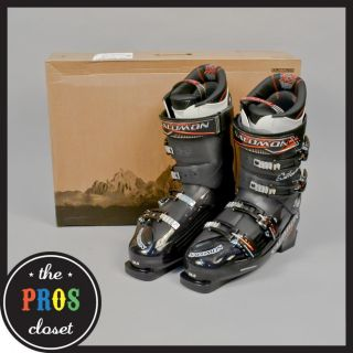 NEW 2011 2012 Salomon X3 100CS Ski Boots // 29 11 Alpine Downhill All