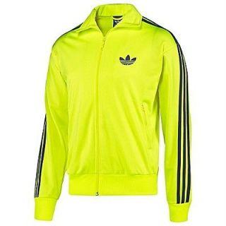 Adidas Originals Firebird Track Top Jacket 3XL Neon ELECTRICITY DARK
