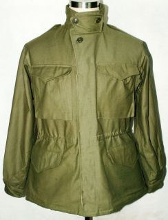 wwii us army m43 field jacket m43 36r 31511 from