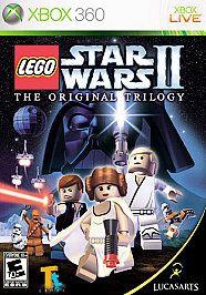 LEGO Star Wars II The Original Trilogy Xbox 360, 2006