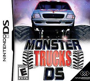 Monster Trucks DS Nintendo DS, 2005