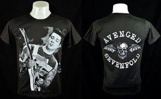 Dark T Shirt Zacky Vengeance A7X Indy Punk Rock Crew Tee Size S