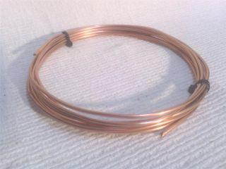 071 081 093 125 1 8 Diameter Copper Capillary Tube Tubing 10