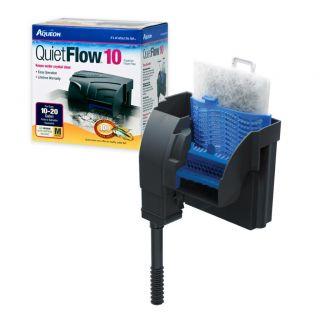 Aqueon   Quiet Flow 10   Aquarium Power Filter