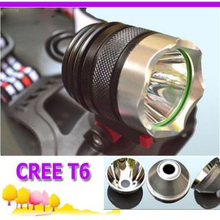 1800 Lumen CREE XML T6 LED Bicycle Lamp Light HeadLight headLamp
