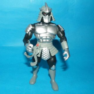 2003 TEENAGE MUTANT NINJA TURTLES TMNT ARMORIZED SHREDDER FIGURE