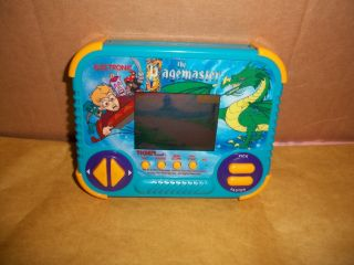 Handheld Game The Pagemaster 20th Century Fox Collectible Movie Game