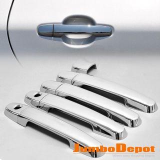 03 11 Toyota Corolla Chrome Door Handle Cover Trims Kit