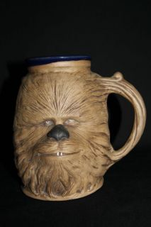 Star Wars Ceramic Chewbacca 20th Century Fox Rumph Mug