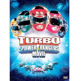 20th Century Fox FOXDV2280353 Mighty Morphin Power Rangers Turbo Power