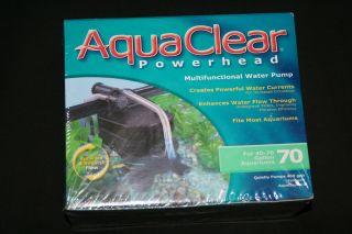 70 Powerhead Water Pump for 40 70 Gallon Aquariums Reef Filter