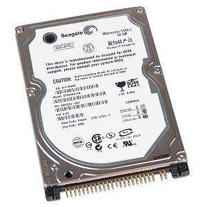 20GB 5400 RPM Seagate ATA PATA IDE Laptop 2 5 Hard Drive ST920217A
