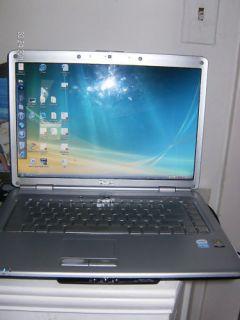 Dell Inspiron 1525 Laptop Windows Vista 64bit OS