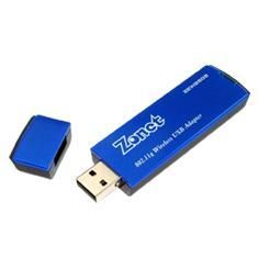 Zonet ZEW2505 802 11g Wireless USB Adapter Refurbished