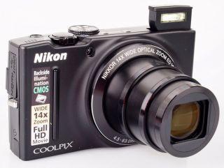S8200 16 1MP 3 0 LCD 14x Zoom Digital Camera Case 8GB SD