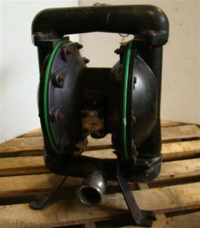 IR ARO Air Powered Double Diaphragm Pump 666150 244 C 1 5