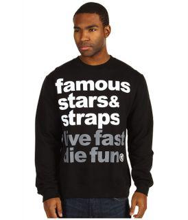 Famous Stars & Straps Simple Fleece Crewneck at