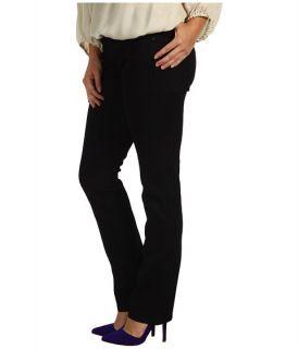 Calvin Klein Jeans Petite Petite Straight Leg Jean in Coal Black