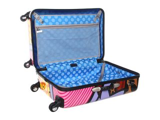 Heys Britto Collection   Couple 30 Spinner Case