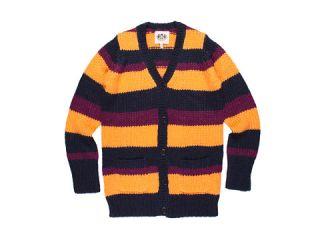 Juicy Couture Kids Mohair Stripe Cardigan (Toddler/Little Kids/Big