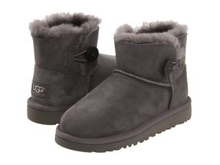 UGG Kids Mini Bailey Button (Youth) $120.00