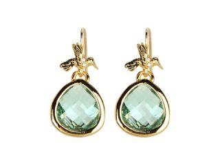 Juicy Couture Pretty Little Gems Faceted Teardrop Earring $48.00