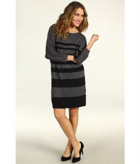 DKNY Jeans Striped Sweater Dress $60.99 $79.00