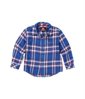 Quiksilver Kids   Bunga Bunga L/S Flannel (Toddler/Little Kids)