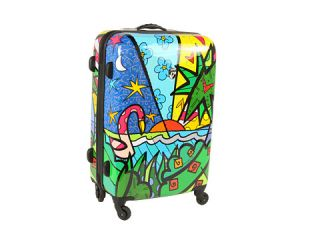 Heys Britto Collection   Spring Love 26 Spinner Case $300.00 Rated 5