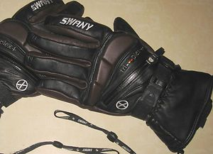 Swany Tri Plex Ski Snowboard Gloves Used Once Mens XL