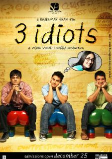 Idiots Hindi Bollywood DVD Aamir Khan