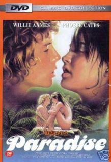 Paradise DVD Willie Aames Phoebe Cates Film Debut Uncut