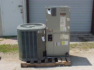 Unit Trane 3 5 Ton Split Unit R22 Heat Pump L K